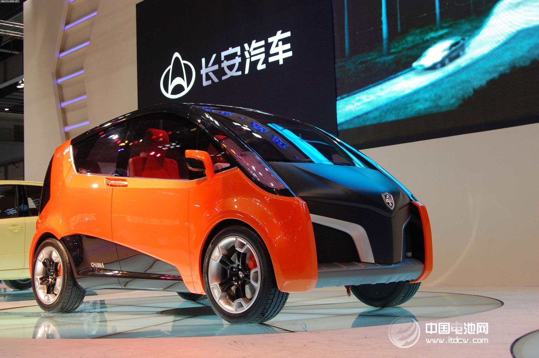 中国电动汽车市场竞争激烈 9企业跻身全球20强