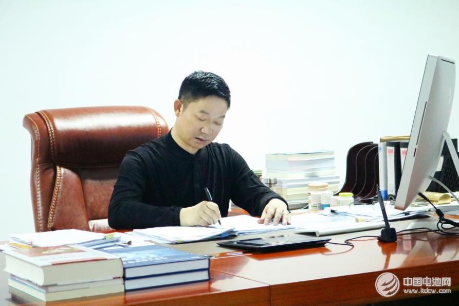 吴德贵:房地产跨界新能源 专注动力电池PACK及BMS研发