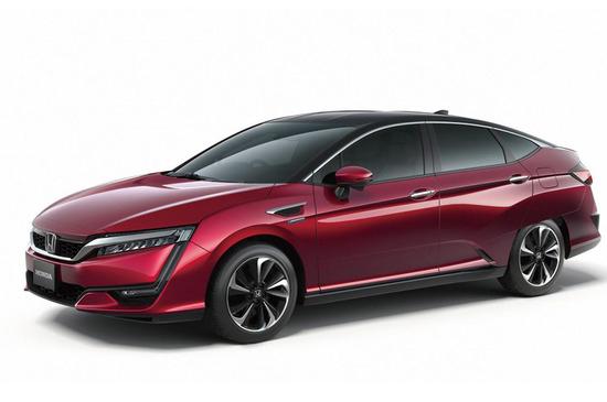 【燃料电池周报】德国拟投2.5亿欧元支持氢燃料汽车!本田首批氢燃料电池车交车!
