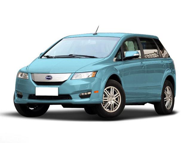 比亚迪汽车2013款比亚迪e6