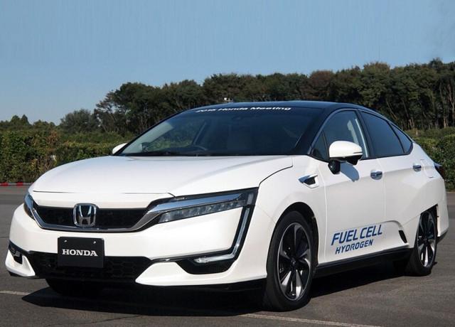 日本本田和美国通用将共同生产车用燃料电池组