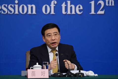 工信部部长苗圩:新能源汽车政策没有歧视外资