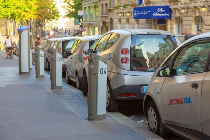 电动汽车发展中欧远超美国  未来在中国