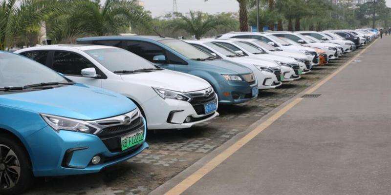 3月我国生产新能源汽车33015辆 销售31120辆