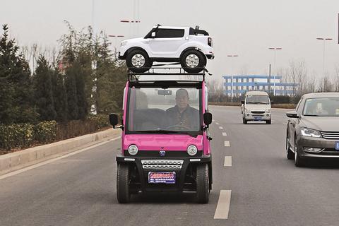 标准制定陷入停滞 低速电动车面临生死劫