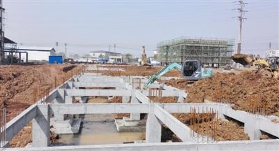 总投资1.02亿 四化建承建的永正锂电5000吨氢氧化锂项目开工