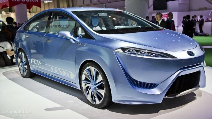 燃料电池车是否雾里看花 商业化之路在哪里?