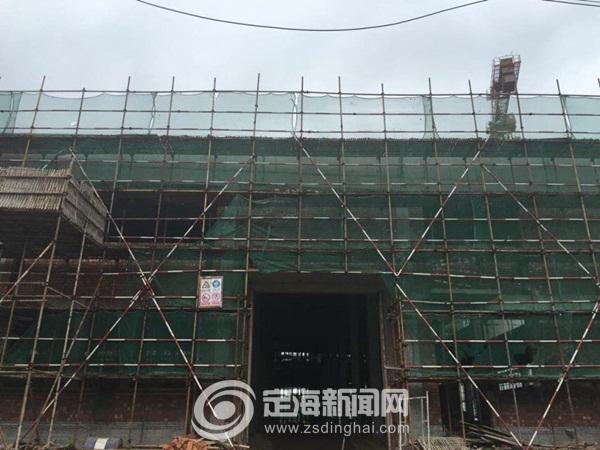 浙江金鹰公司三元锂电池正极材料项目接近尾声