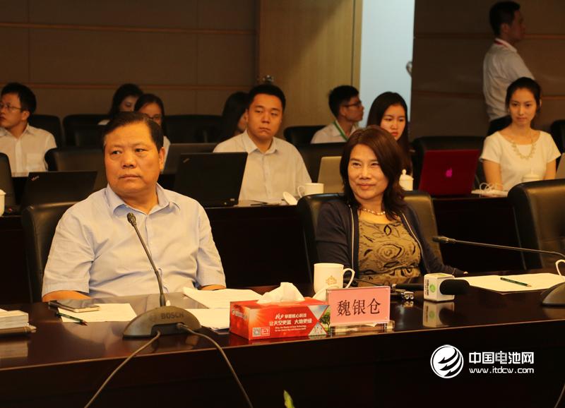 珠海银隆董事长魏银仓:不要片面追求电池能量密度