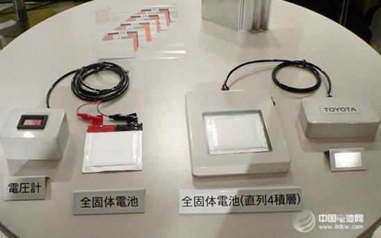 秒充电、不起火!日本加快全固态电池产品研发