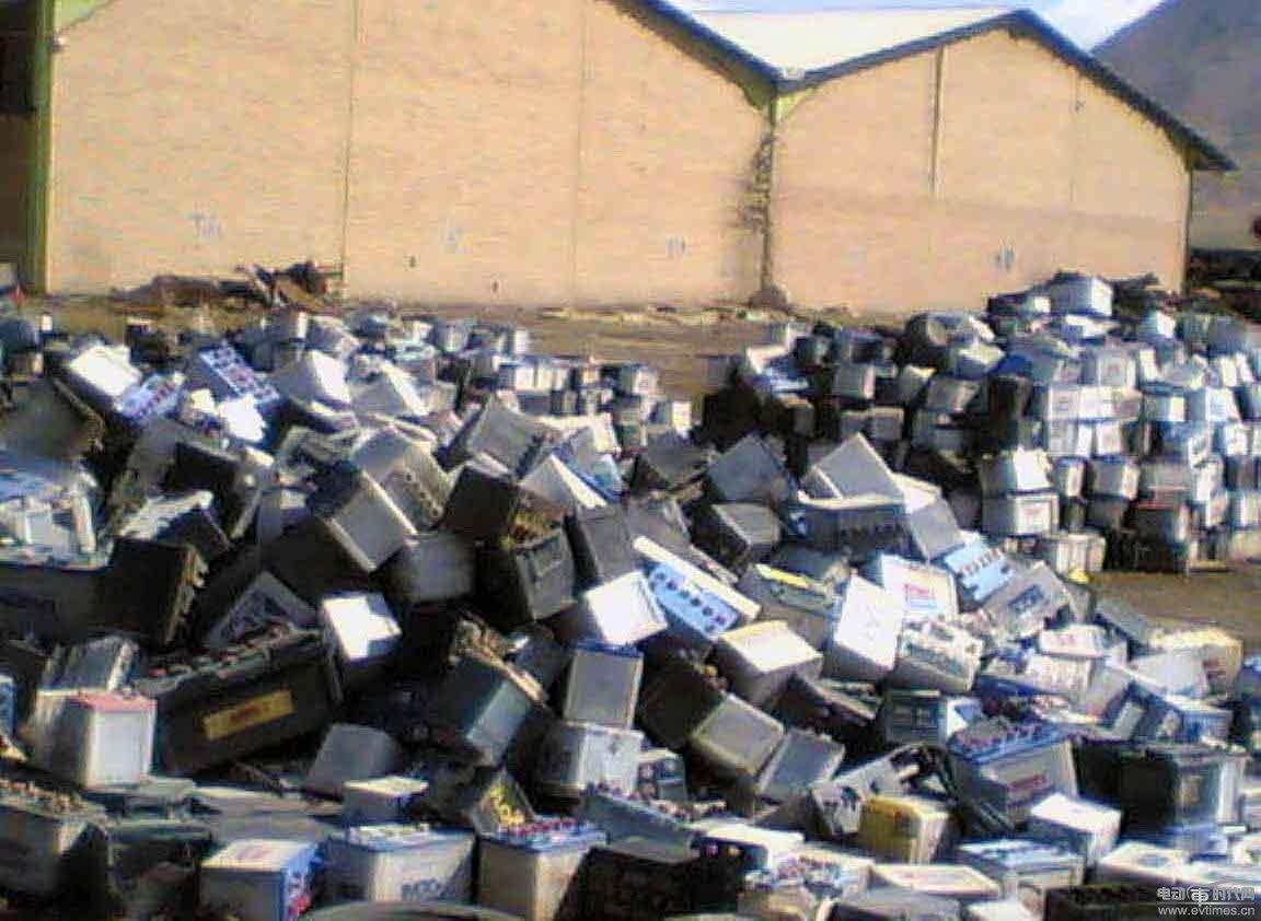 上海加快推进铅酸蓄电池回收利用体系建设