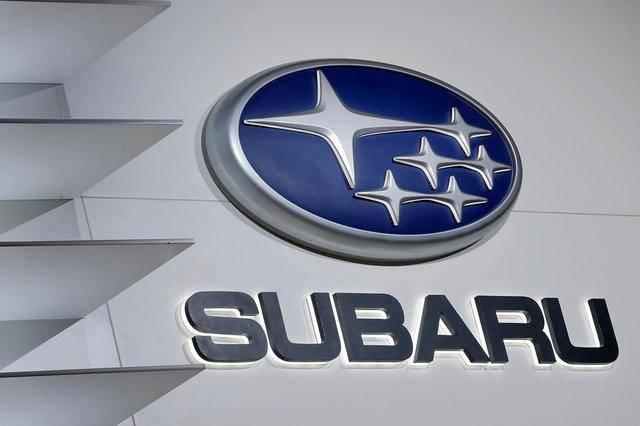 斯巴鲁押宝电动汽车 2018年插电式混动车上市