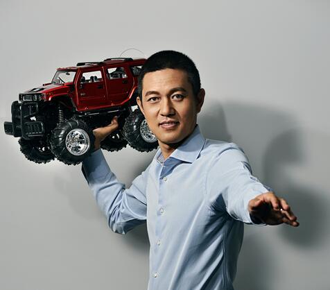 马斯克的中国挑战者 蔚来汽车李斌:自己做了一件正确的事