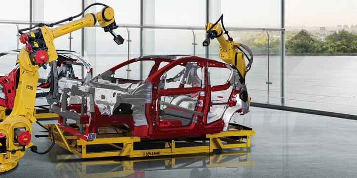 万亿投资两千万辆产能规划 新能源重构中国汽车产业版图