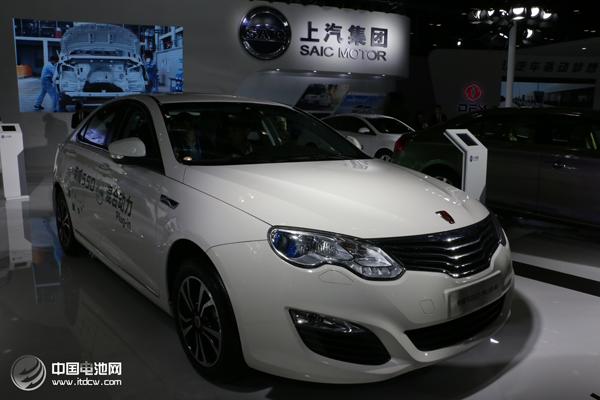 上汽联手移动与华为打造未来车联网 完整布局新四化战略