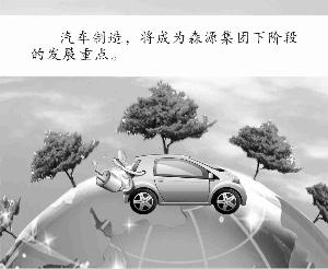 森源集团:拟投资200亿元布局新能源汽车产业