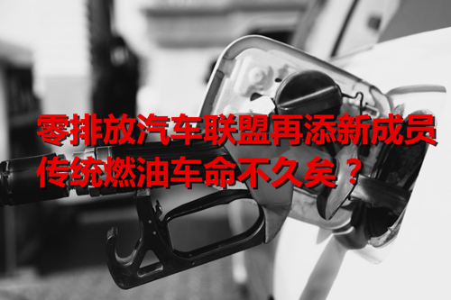 多国公布禁售燃油车时间表 传统燃油车命不久矣?