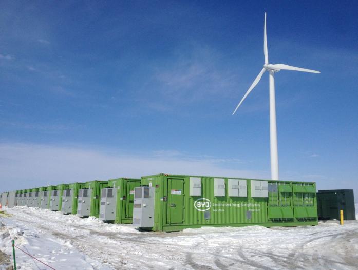2026年全球公用事业规模储能容量年增量将达30473MW