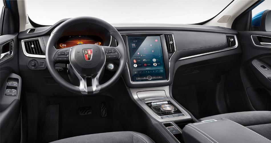 上汽荣威纯电动SUV-ERX5上市 补贴后售19.88万元起