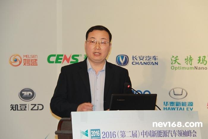 华泰新能源研究院院长杨伟斌:如何加快提升电池性能