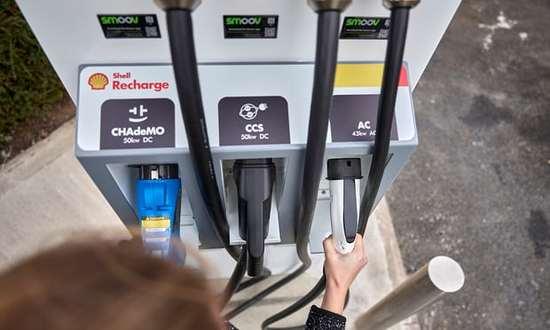 提前占坑 壳牌在英国推电动汽车充电服务