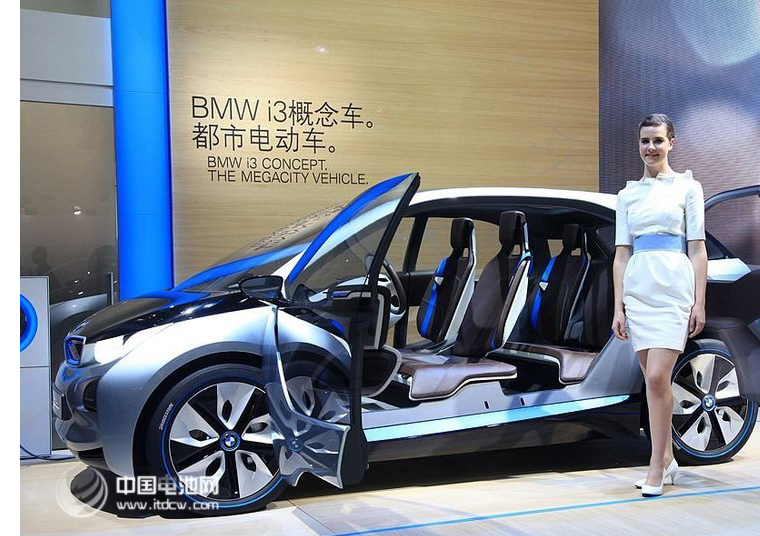 华晨宝马动力电池中心投产 明年将引入新能源车无线充电技术