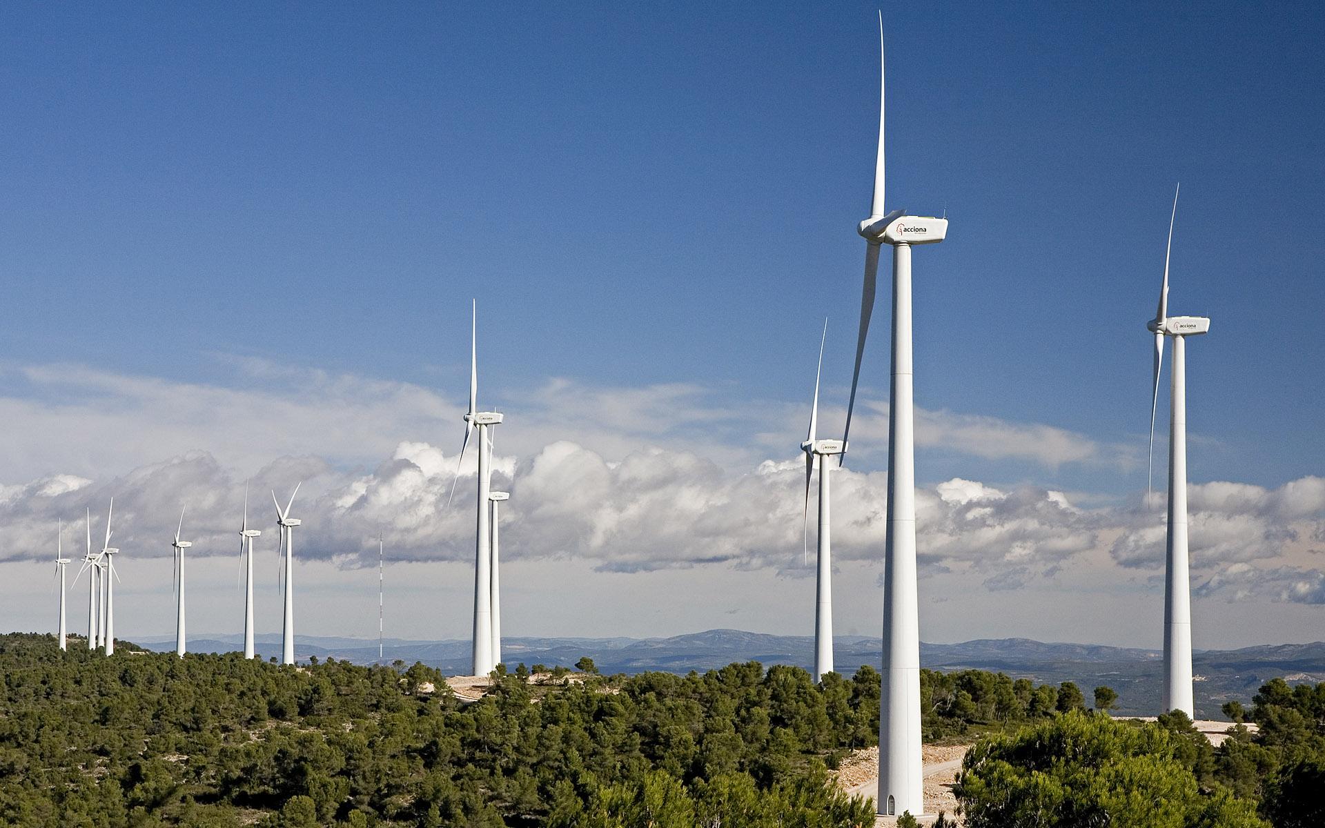 国电投黄河45万千瓦风电储能项目获青海省海南州发改委核准
