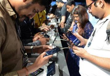 2017年Q3全球智能手机出货量达4亿部 中国厂商表现抢眼