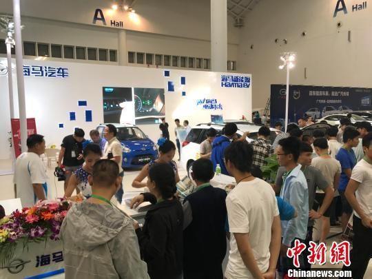 海南出台11项政策推广新能源车 两年推广近4000辆