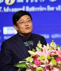 中国北方车辆研究所动力电池实验室主任 王子冬