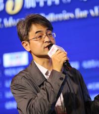 烟台创为新能源科技有限公司总经理 张立磊