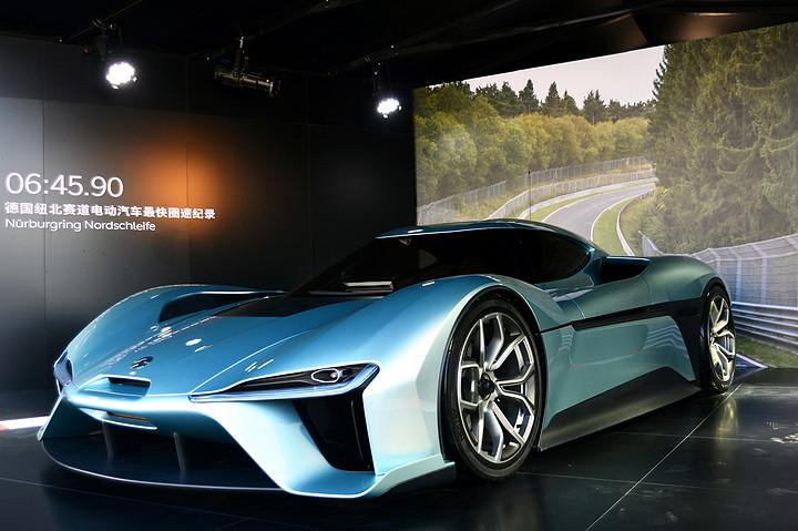 """新造车势力组团来袭 谁将成中国新能源产业的""""鲶鱼""""?"""