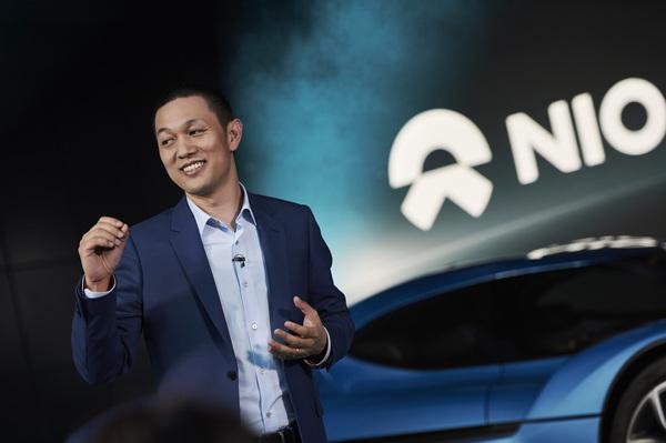 蔚来汽车创始人李斌:重构引擎 打败特斯拉没那么重要