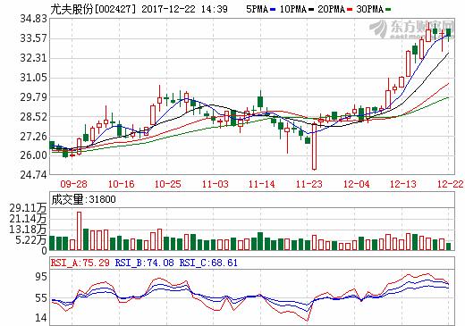 尤夫股份:NCM523型18650锂电池单体能量密度达210Wh/kg