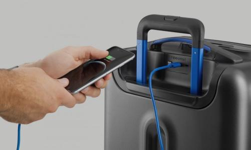 美航空公司纷禁智能行李箱 锂电池存火灾隐患