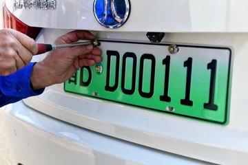 26.57万副!全国107个城市挂出新能源汽车号牌超26万