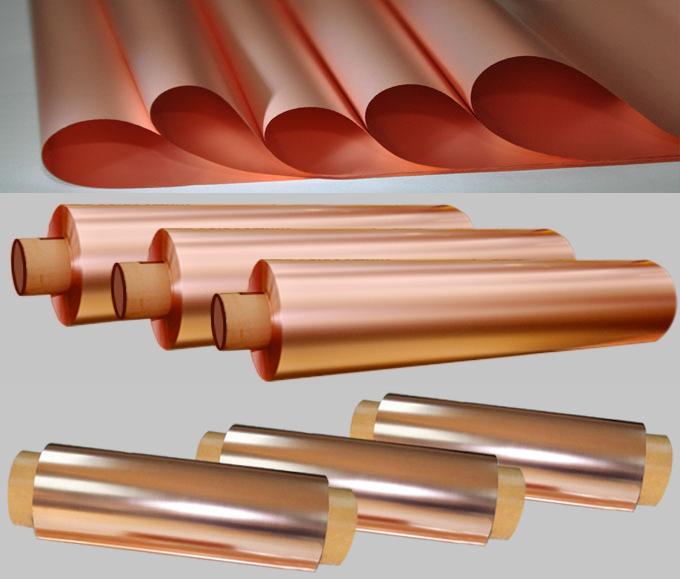 【铜箔周报】2017年巴西铜精矿出口增29.9%!中国将对废铜进口实施限制!