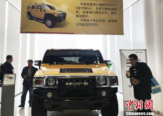 """面向东盟布局新能源汽车产业 广西贵港演绎""""造车梦"""""""