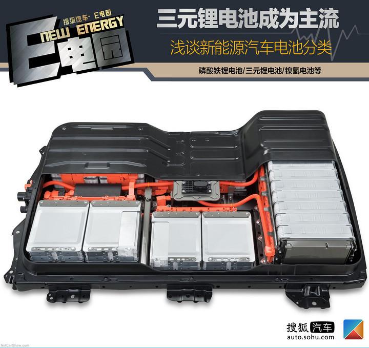 三元新濠天地逐渐成为主流 浅谈新能源汽车电池分类