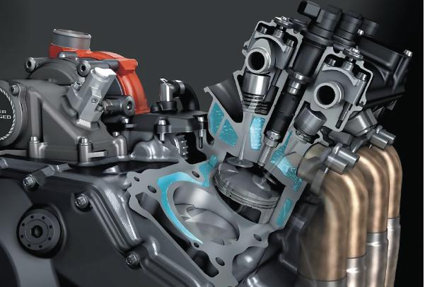 内燃机电动化的探索从未停止 对抗竞争惟有优化技术