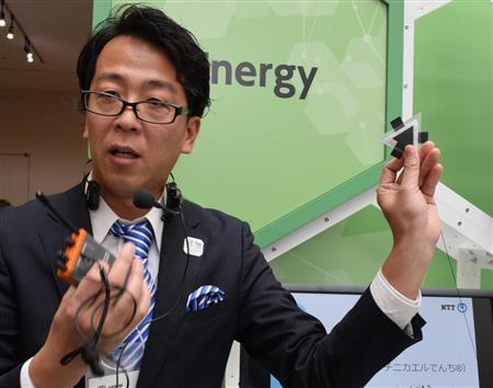 不进行回收! 日本NTT研制出可回归土壤的电池