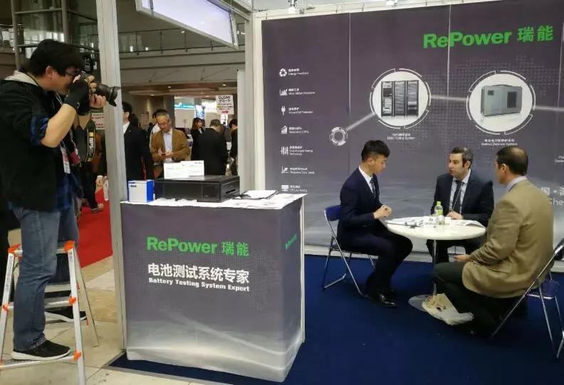 瑞能积极拓展海外市场 2018日本国际二次电池展满载而归
