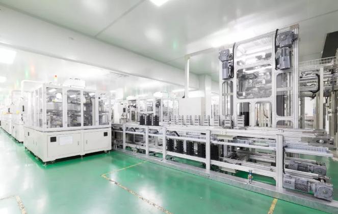 星恒电源26148产线投产 突破制造新工艺