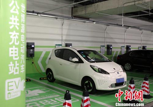 中国车市呈微增态势  新能源车将稳步增长