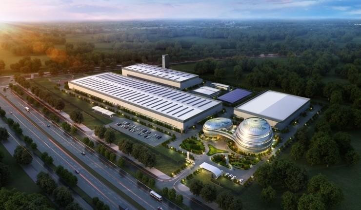 量产车四季度发布 游侠汽车湖州工厂正式启动