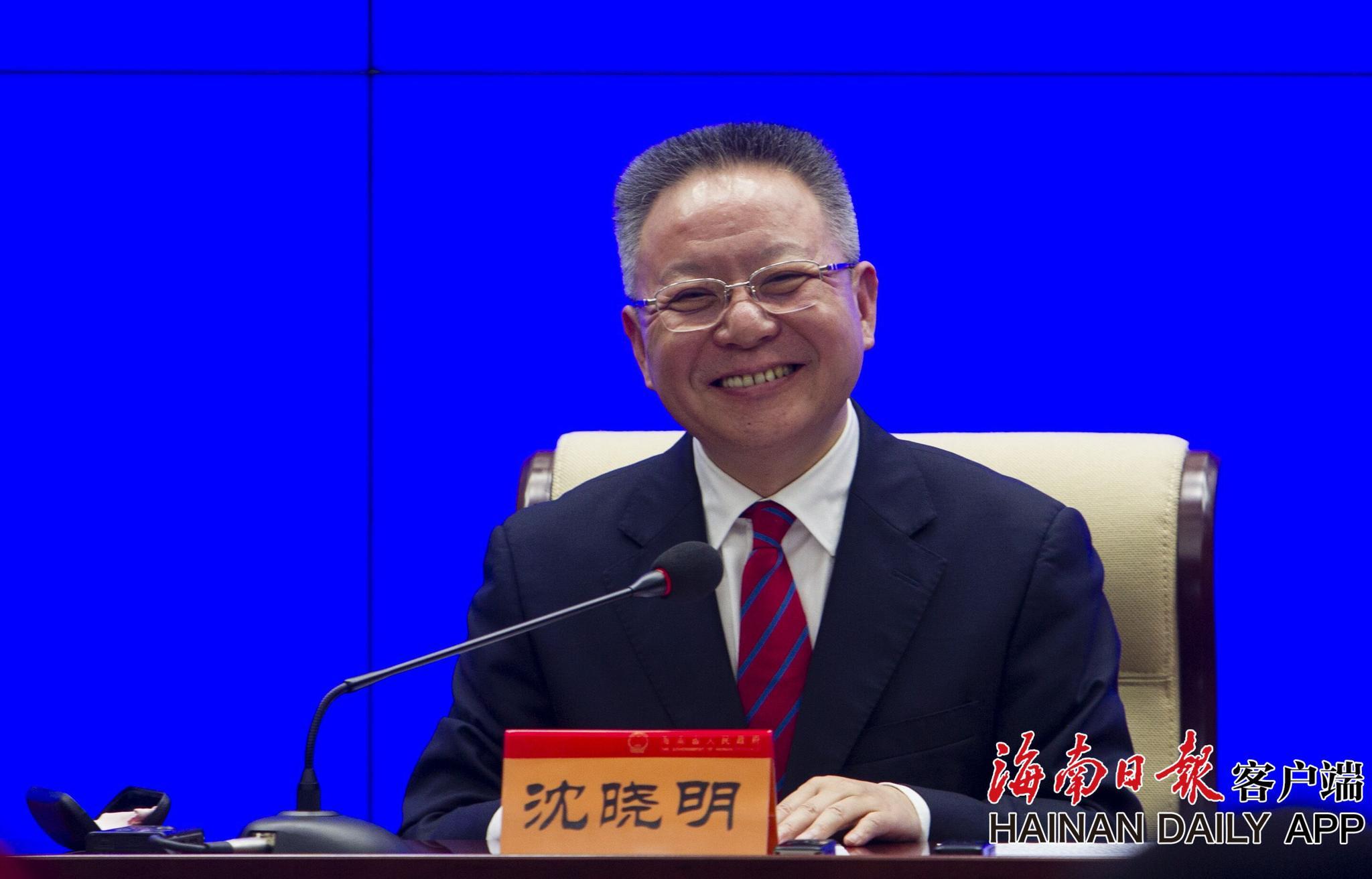 海南省省长沈晓明:2030年前全岛将使用新能源汽车