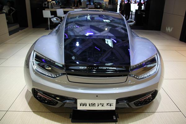 """新能源""""准生证""""只给了六家 前途汽车首款车或6月上市"""
