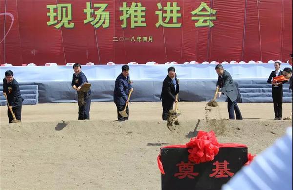杉杉科技10万吨锂电池负极材料项目在内蒙古包头市开工