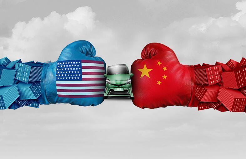 """中美贸易战新能源产业""""最受伤"""" 2025年市场规模将破700万辆"""