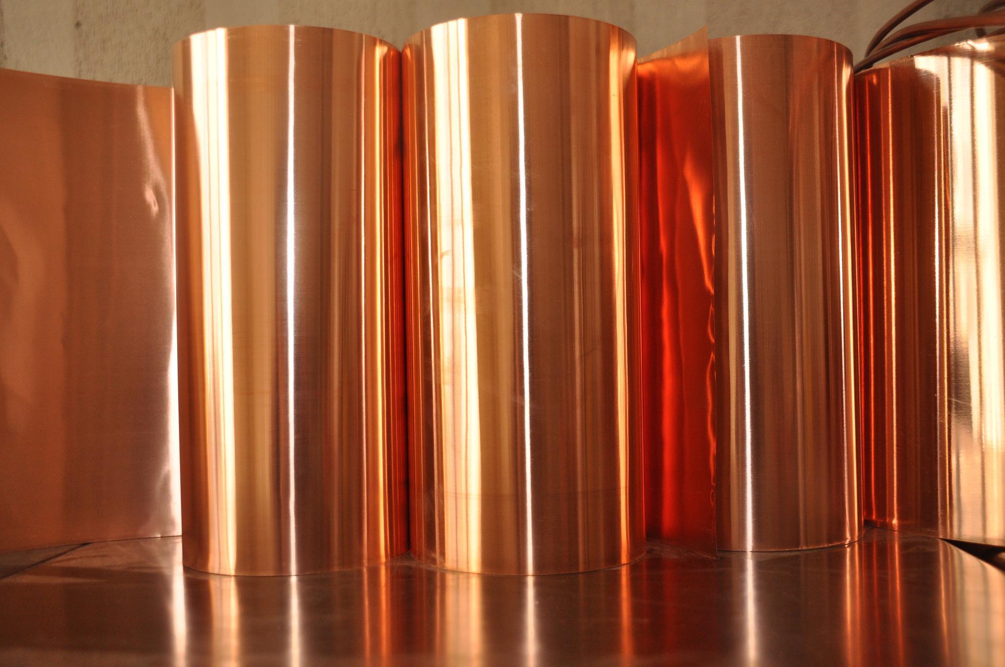 国内铜箔企业2017年-2018年新增产能统计与预测